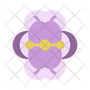 Orchid Flora Florist Icon