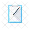 Order List Clipboard Icon