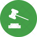 Order Mallet Justice Icon