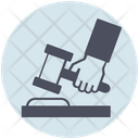 Business Order Justice Icon