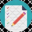 Order Checklist Clipboard Icon