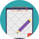 Order Checklist Clipboard Icon