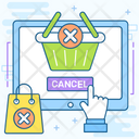 Order Cancel Icon