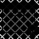 Order Cancel Cancellation Delete Icon