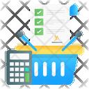 Verified Order Order List Order Checklist Icon