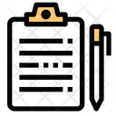 Order clipboard Icon