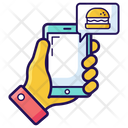 Order Food Icon