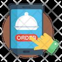 Order Food Mobile Order Online Order Icon