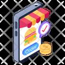 Food App Online Food Order Food Icon