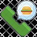 Order Food Restaurant Take Away Icon