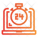 Order  hour Icon