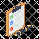 Order List Todo List Tasklist Icon