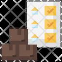 Order Document Box Icon