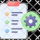 Order Management Business Ecommerce Icon