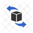Order Processing Order Management Delivery Box Icon