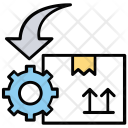 Order Processing Package Icon