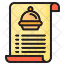 File Delivery Food Icon
