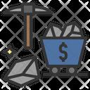 Ore Mine Worth Icon