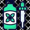 Bottle Dropper Essential Icon