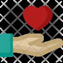 Organ, Donation Icon
