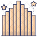 Pipe Church Instrument Icon