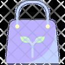 Organic Bag Recycle Bag Plastic Bag Icon