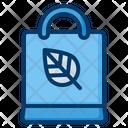 Organic Bag Eco Bag Organic Icon