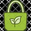 Organic Bag Icon