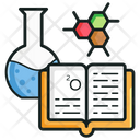 Organic Science Chemical Beaker Chemical Phenomena Icon
