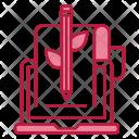 Organic content Icon