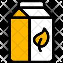 Organic Dairy Icon