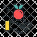 Organic Farming Organic Farming Icon