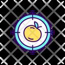 Organic Foods Icon