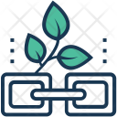 Link Leaf Agriculture Icon