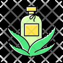 Organic Lotion Icon