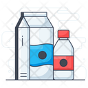 Dairy Product Organic Milk Organic Product Icon