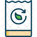 Organic Recycling Icon