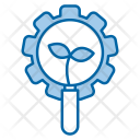 Organic seo Icon