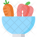 Organic Vegetables Icon