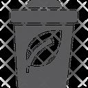 Organic Waste Garbage Organic Icon