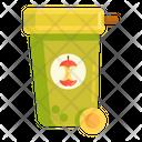 Organic Waste Icon