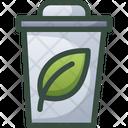Garbage Organic Waste Icon