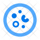 Organism Cells Microscope Icon