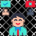 Organization Tabulation Collocation Icon