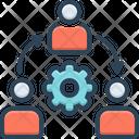Organization Conglomerate Consortium Icon