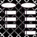 Organization Decomposition Diagram Icon