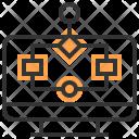 Organization Content Website Icon