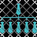 Organization Company Hierarchy Icon