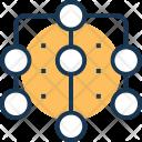 Organization Sitemap Hierarchy Icon