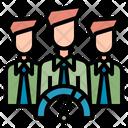 Organizationindicators Office Company Icon
